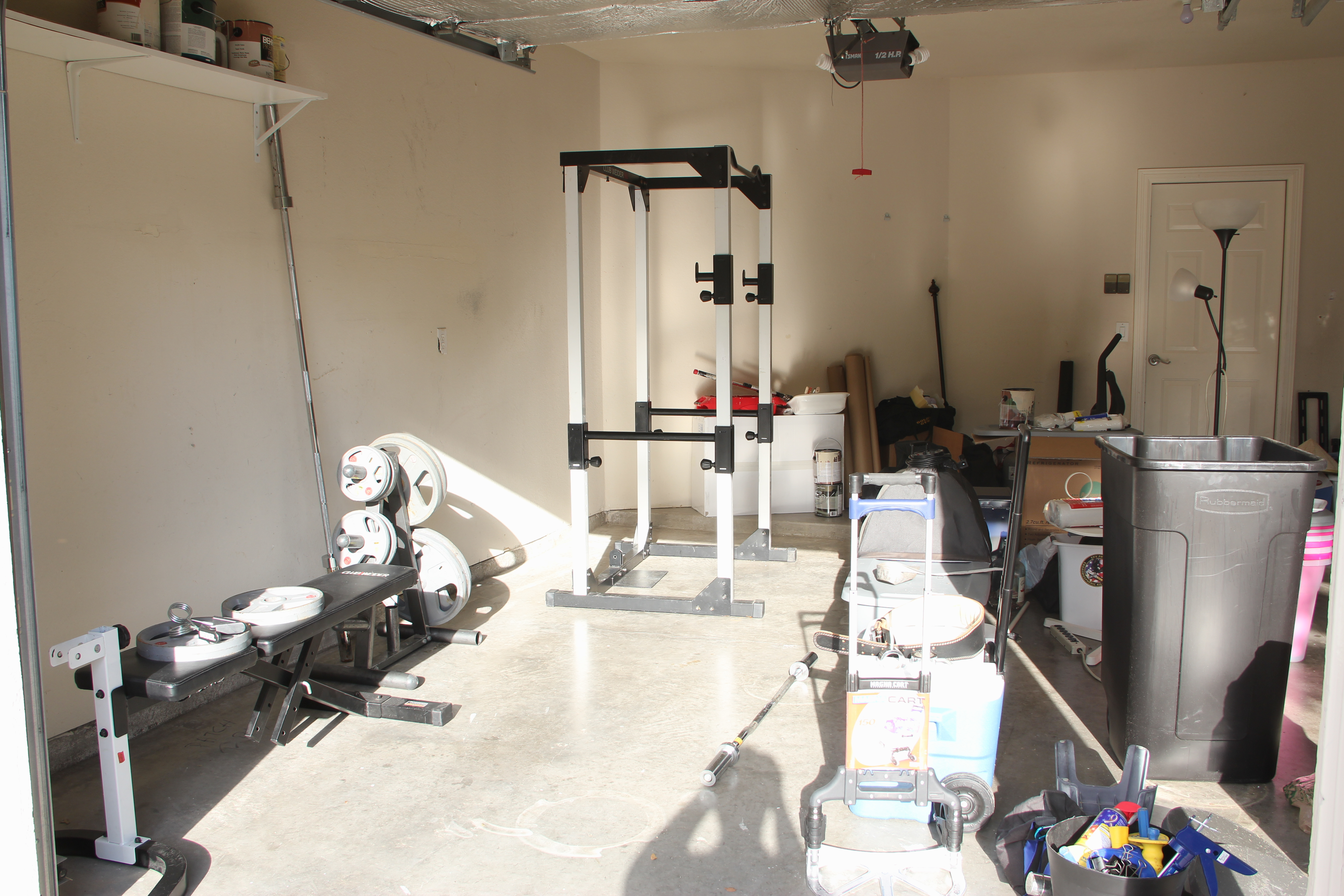 Get big get strong u how to set up a home gym with personal